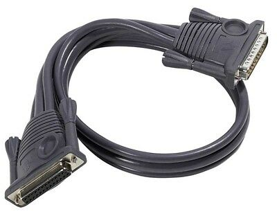 Aten Daisy Chain Cable, 15m KVM cable Black T2L-1715  Free Ship