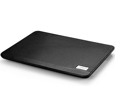 """New Deepcool N17 Black Notebook Cooler with 140mm Fan (for NBs up to 14"""") Free S"""