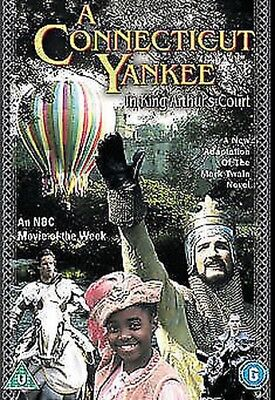Connecticut Yankee In King Arthurs Court Nuevo DVD (THW179)