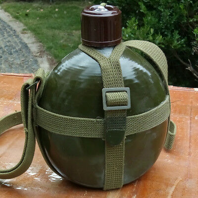 Chinese Original Surplus Pla Type 65 Canteen Kettle Full Set Survival Tool