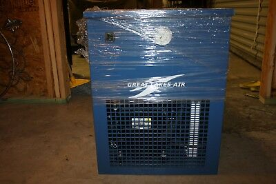 Great Lakes Air High Inlet Temperature Refrigeration Dryer Edr-A1-116