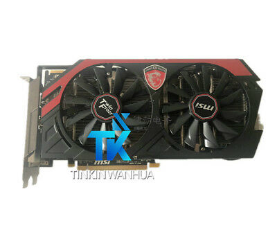 FOR MSI R9 270X GAMING 2GD5 265bit 3D 2GB GDDR5 HDMI video card