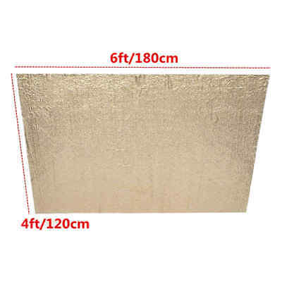4FTX6FT Sequin Curtain Wedding Backdrop Photo Booth Party Photography Backgro QP