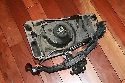 Chrysler  Grand Voyager Stow And Go Spare Wheel Carrier Holder 04-07