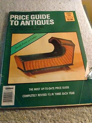 The Antique Trader ; Price Guide to Antiques Summer 1983