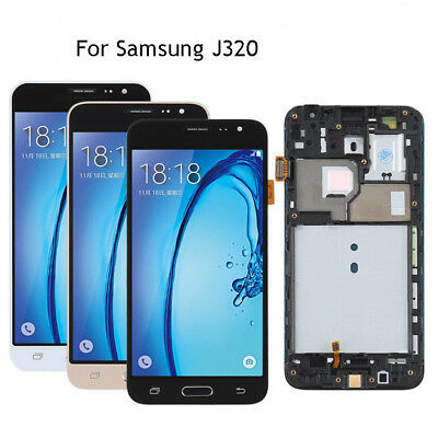 Per Samsung Galaxy J3 2016 J320F SM-J320FN LCD Display Touch Screen Schermo RL02