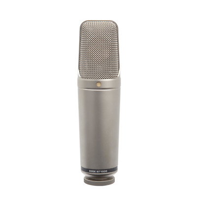 Rode NT1000 Professional Studio Vocal and Instrument Condenser Microphone