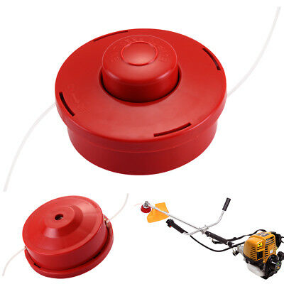 Universal Strimmer Brushcutter Bump Feed Line Spool Head Fits Brush Cutters