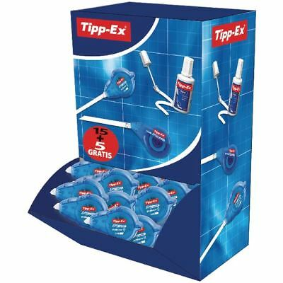 Tipp-Ex Easy Correct Tape Value Pack of 20 895951 [TX27735]