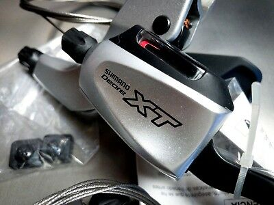 Shimano Deore XT ST-M760 Shifter Brake Lever NEW OLD STOCK OEM