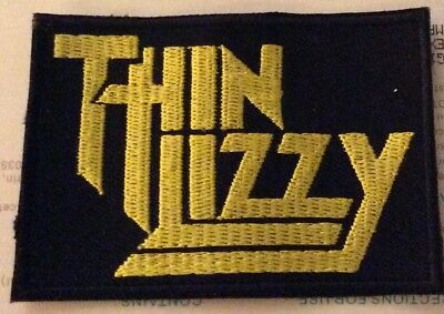 THIN LIZZY  IRON ON PATCH  buy 2 get 1 free