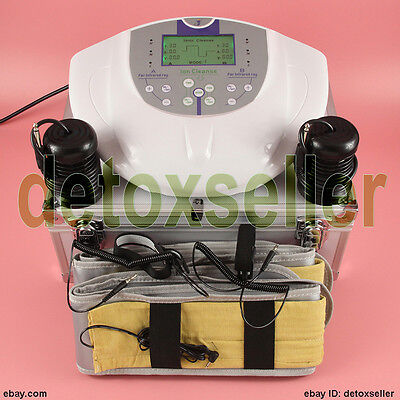 2018 Dual Ionic Ion Foot Detox Spa Chi Bath Generation 3 Technology Ce Approved