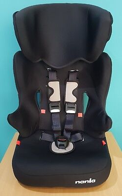 TT Nania Racer First High Back Booster Car Seat Groups 1-2-3 ECO