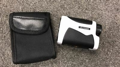 ACTOPP 600/550 Yards Golf Rangefinder with Scaning Speed
