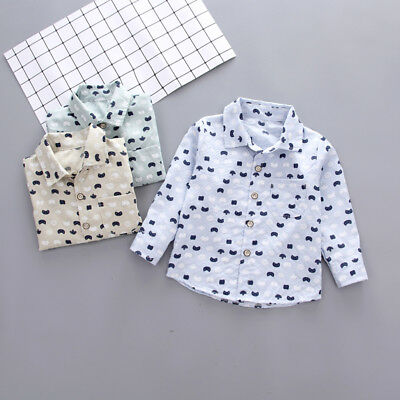 Kids Baby Boy Clothes Clothing Shirts Toddler Infant Boys T shirt Tops Blouses