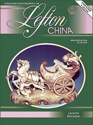Collectors Encyclopedia of Lefton China Indentification & Values Delozier, Lore