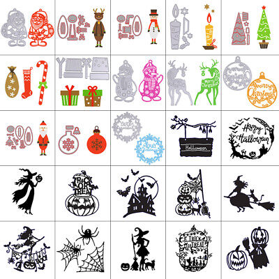 Metal Cutting Dies Stencil Scrapbooking Embossing Card Making Die Paper Craft