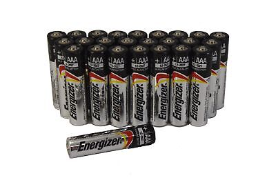 (50 Pack) Energizer AAA E92 Alkaline Batteries Exp. 12/2027 Bulk Packaging