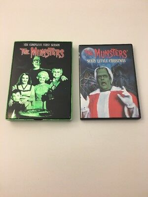 The Munsters - The Complete First Season & The Munsters Scary Little Christmas
