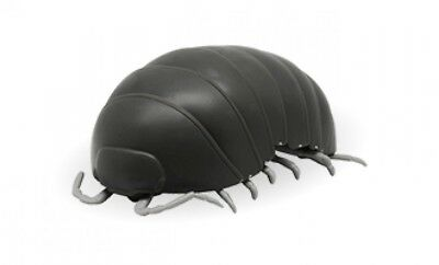 Real Roly-poly Figure Black Gashapon Limited Bandai Pill Bug 14cm New Japan F/S
