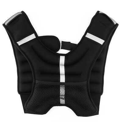5kg Weight Vest Boxing Sanda Equipment Sports Body Building Weight Loss Jacket