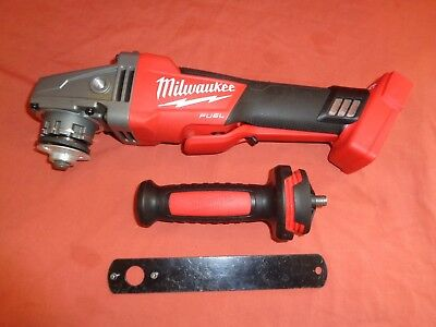 Milwaukee  M18 Fuel  CAG115XPD 115mm Naked Angle Grinder 18 Volt Body only