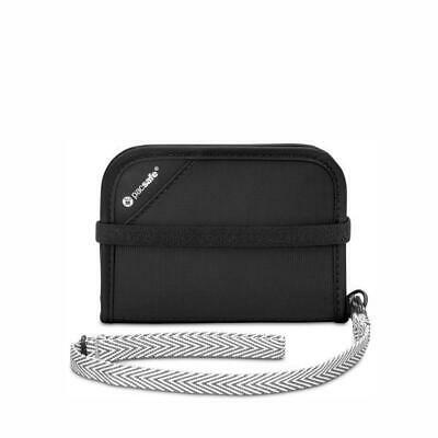724603d2bd9 PACSAFE(R),| RFIDSAFE V50 Anti-theft Blocking Compact Travel Wallet -
