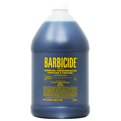 King Research Barbicide Disinfectant 128oz w/Free Nail File