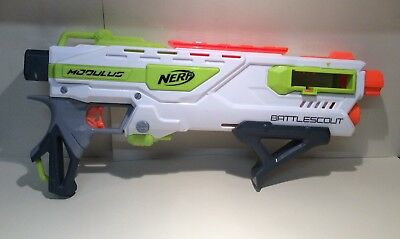 Nerf N-Strike Elite Modulus BattleScout Gun Body Only No Clip