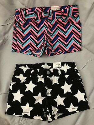 Total Girl Shorts Lot - Size 8