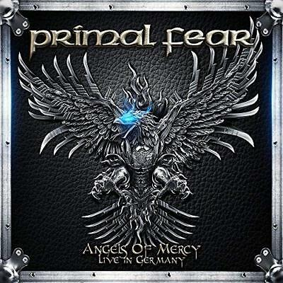 2017 JAPAN CD PRIMAL FEAR Angels Of Mercy Live In Germany 2016 with Bonus Track