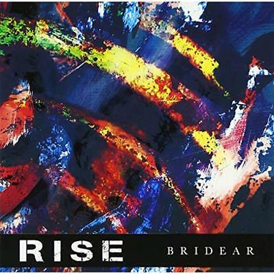 BRIDEAR Rise JAPAN CD + DVD +Tracking Number