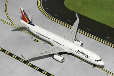Airplane Philipines Airlines Airbus A321S Reg. RP-C9907 Diecast Model Aircraft