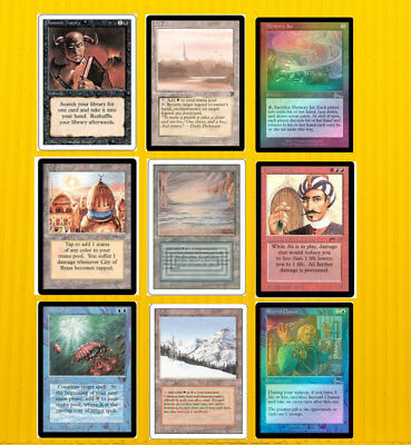 Magic Oldschool Value Repack 1993-99! Tutor, Taiga, Mana Drain, Underground Sea!