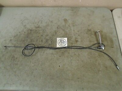 1983 Yamaha Xvz12 Venture Royale Radio Antenna And Bracket