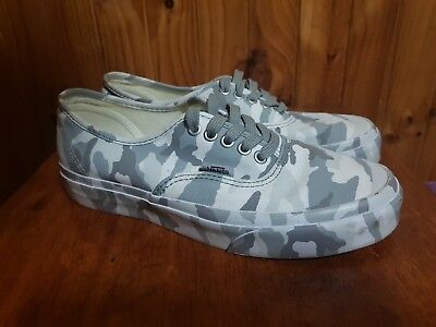 VANS Authentic Snow Camo