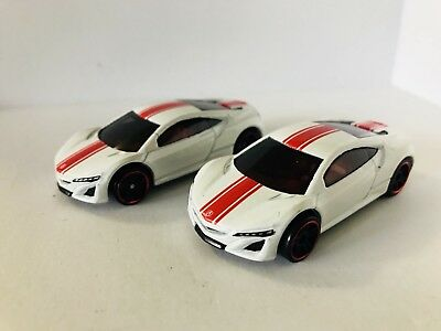 2018 Hot Wheels 2012 Acura Nsx Concept Lot Loose 299 Picclick