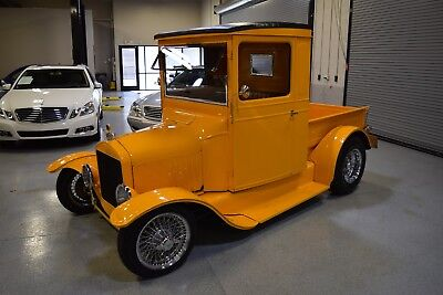 1925 Ford Model T  1925 Ford Model T Telephone Booth Resto-mod Truck THOUSANDS Invested very Unique