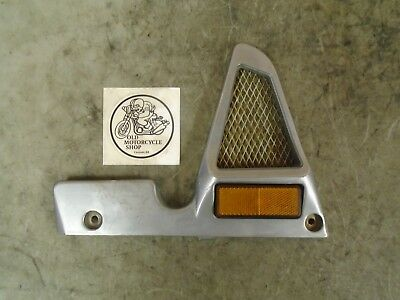 1983 Yamaha Xvz12 Venture Royale Right Hand Side Radiator Cover