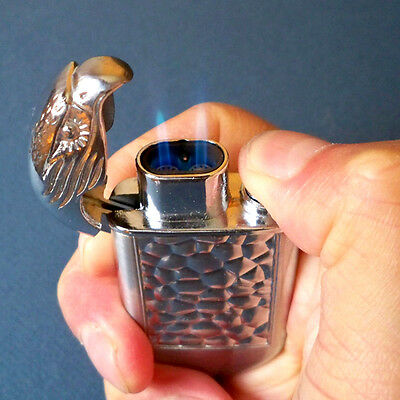 Twin Dual Turbo Jet Torch  Eagle Lighter
