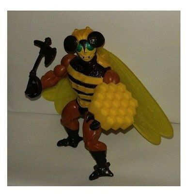 New Honey comb shield accessory for He-Man MOTU Buzzoff figure.  Made in the USA