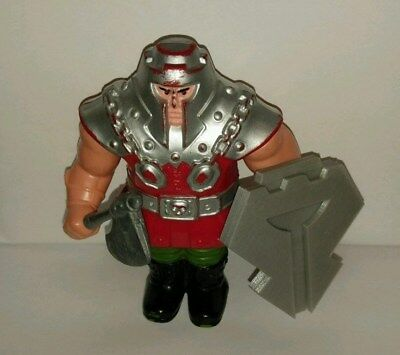 New Kite shield accessory for He-Man MOTU Ram man figure.  Made in the USA