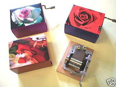 Musicboxes Music Box for in love Liebesmelodie Love