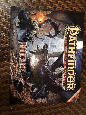 Pathfinder Role Playing Game Beginner Box