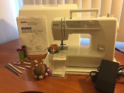 KENMORE SEWING MACHINE Model 40 All Accessories Very Cheap Classy Kenmore Sewing Machine Accessories