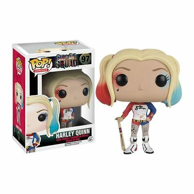 Funko POP! Suicide Squad - Harley Quinn Brand New In Box -Collectable Toy Gifts