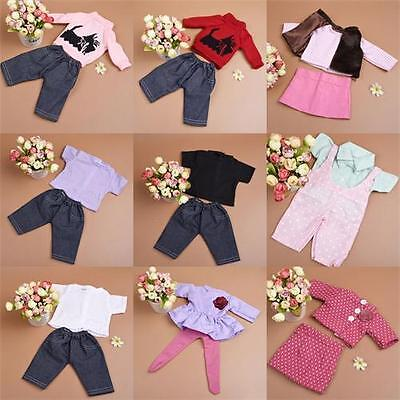 Handmade Doll Clothes Underwear Pants·Shoes Accessory for 18inch Girls Doll Toys