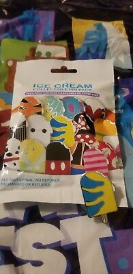 Ice Cream Collectible Pin Pack ( Flounder )