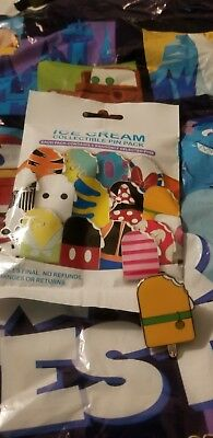 Ice Cream Collectible Pin Pack ( Pluto )