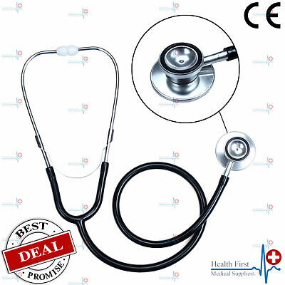 Dual Head Stethoscope For Doctor Nurse Vet Medical Cardiology Health Care EMT